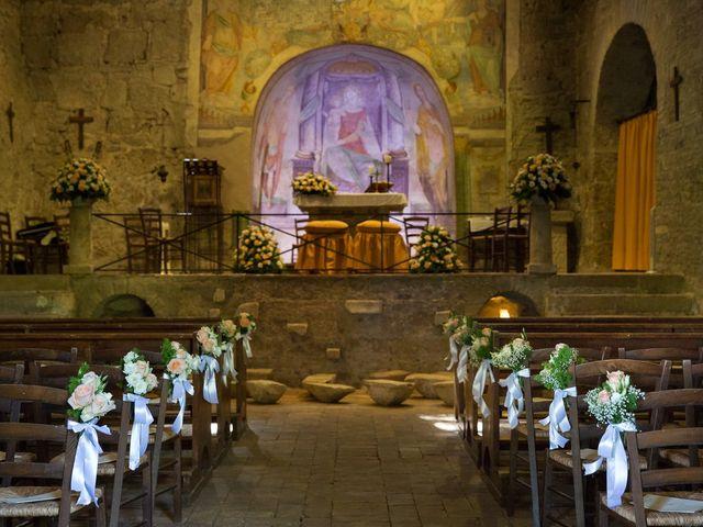 Il matrimonio di Federico e Luana a Bracciano, Roma 13