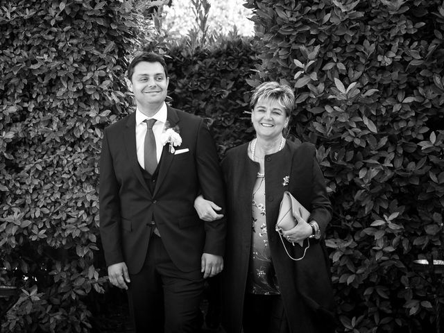Il matrimonio di Federico e Luana a Bracciano, Roma 14