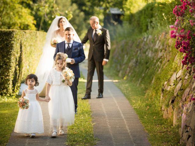 Il matrimonio di Federico e Luana a Bracciano, Roma 15