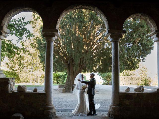Il matrimonio di Federico e Luana a Bracciano, Roma 16
