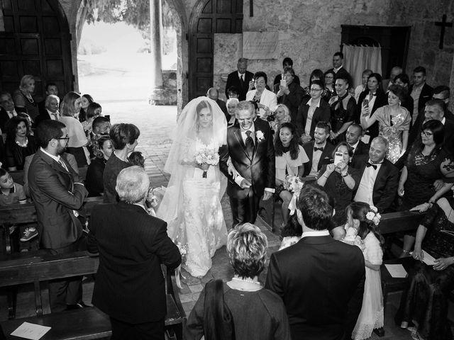 Il matrimonio di Federico e Luana a Bracciano, Roma 17