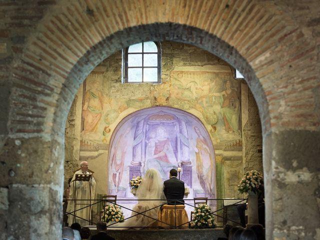 Il matrimonio di Federico e Luana a Bracciano, Roma 18