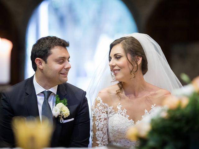 Il matrimonio di Federico e Luana a Bracciano, Roma 19