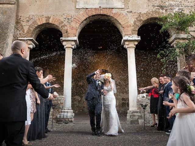 Il matrimonio di Federico e Luana a Bracciano, Roma 20