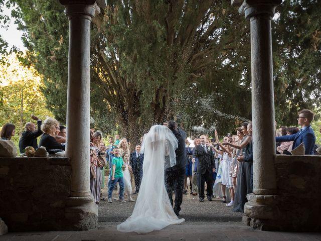 Il matrimonio di Federico e Luana a Bracciano, Roma 21