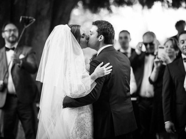 Il matrimonio di Federico e Luana a Bracciano, Roma 22