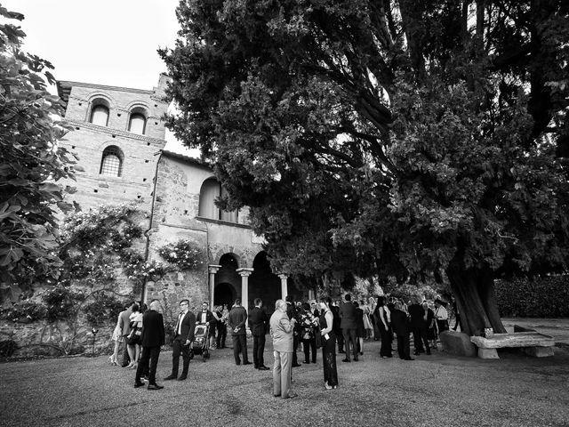 Il matrimonio di Federico e Luana a Bracciano, Roma 23
