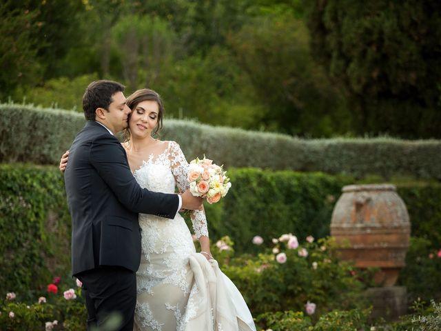 Il matrimonio di Federico e Luana a Bracciano, Roma 25