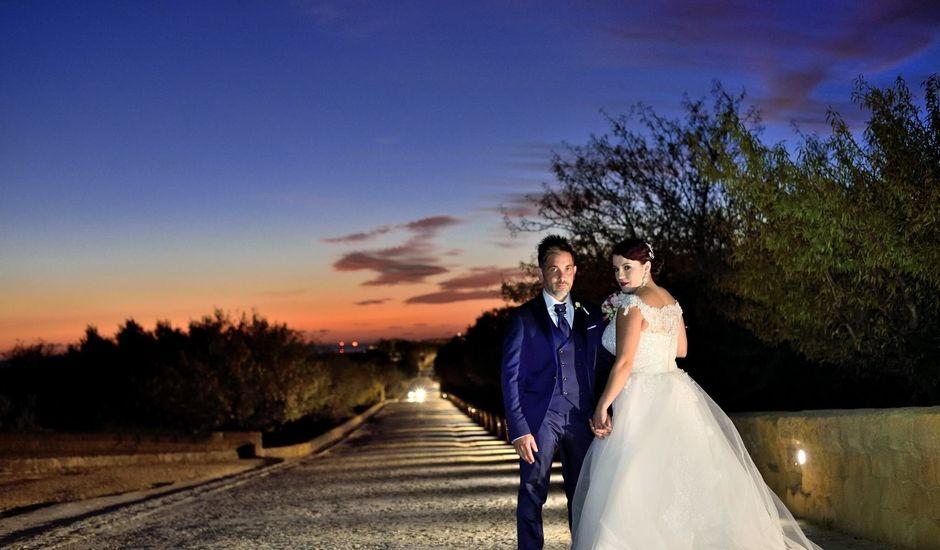 Il matrimonio di Rosaria  e Silvestro  a Siculiana, Agrigento