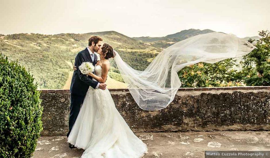 Il matrimonio di Michele e Daniela a Vernasca, Piacenza