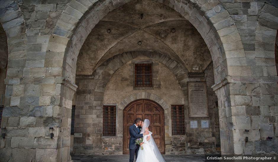 Il matrimonio di Francesca e Francesco a Pistoia, Pistoia