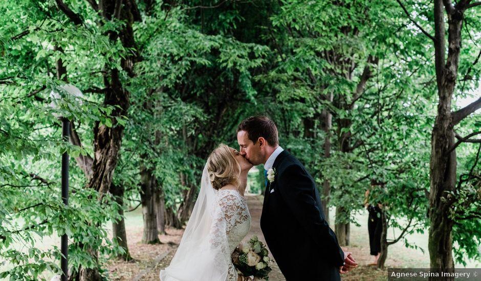 Il matrimonio di Anthony e Federica a Milano, Milano
