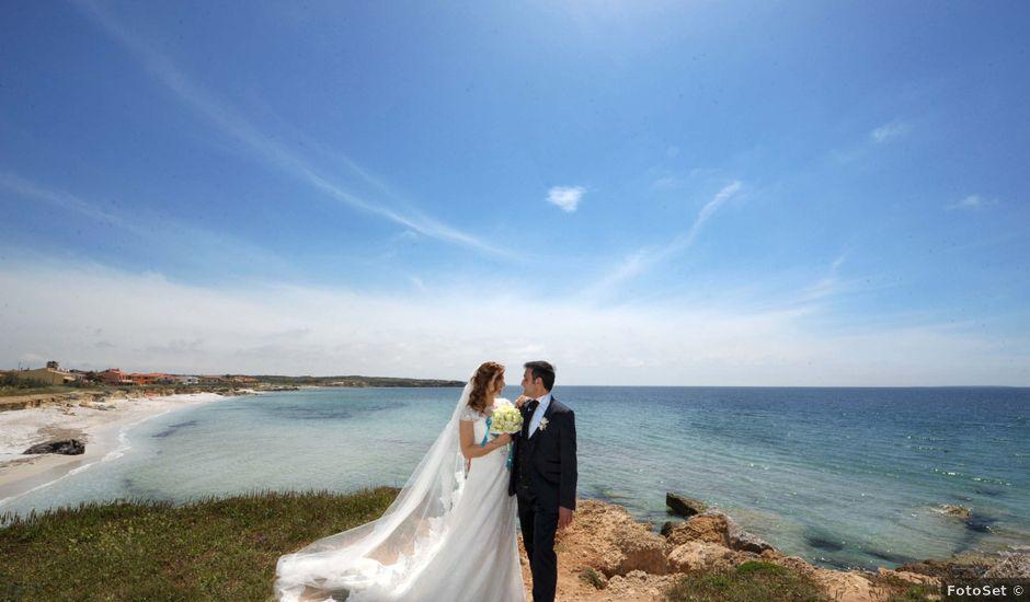 Il matrimonio di Christian e Cristina a Cabras, Oristano