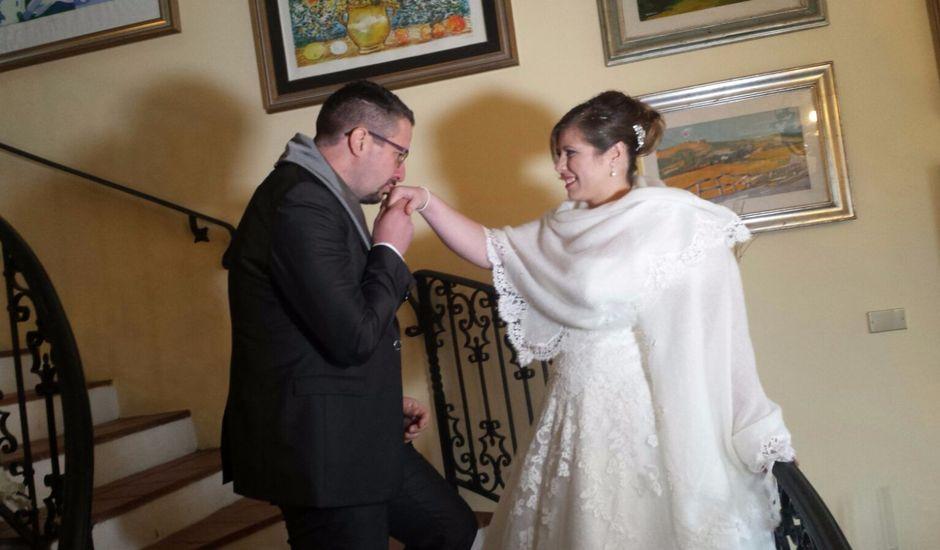 Il matrimonio di Alessandro e Alessia a Favara, Agrigento