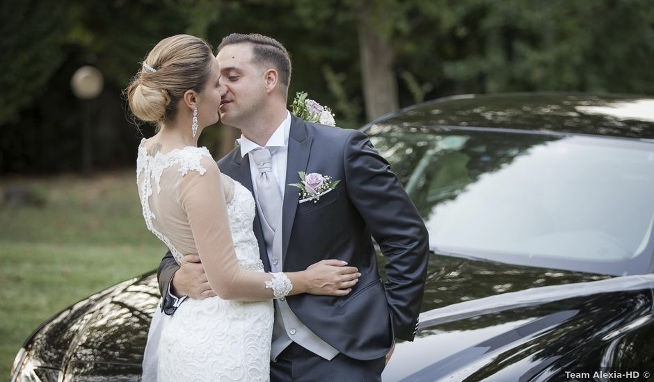 Il matrimonio di Alessandro e Denisa a Milano, Milano