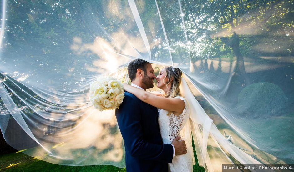 Il matrimonio di Davide e Sabrina a Vimercate, Monza e Brianza