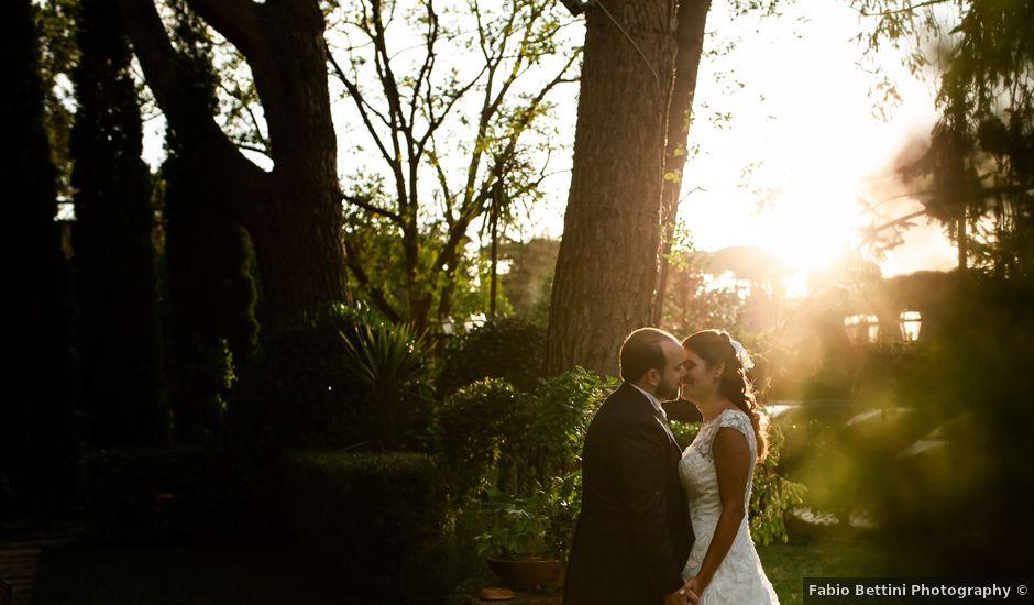 Il matrimonio di Michele e Cecilia a Roma, Roma
