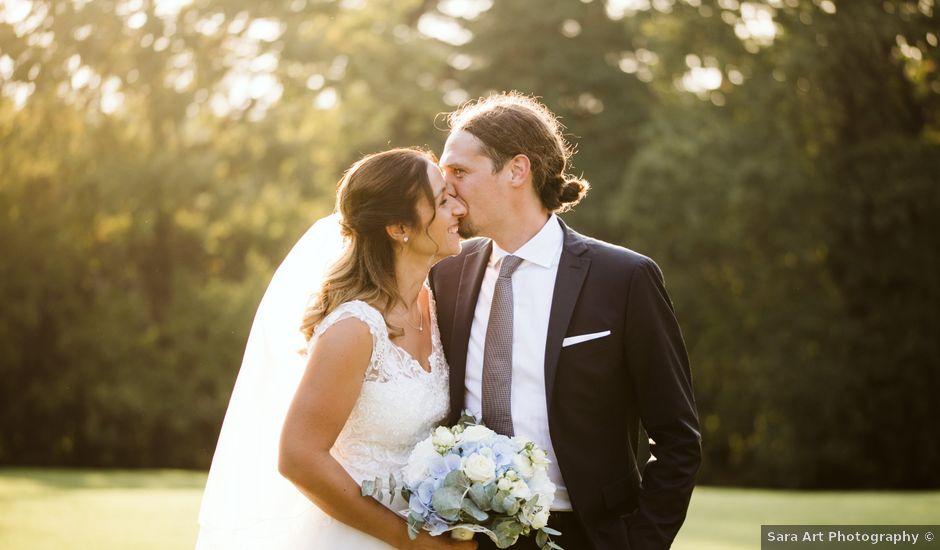 Il matrimonio di Andrea e Laura a Carate Brianza, Monza e Brianza
