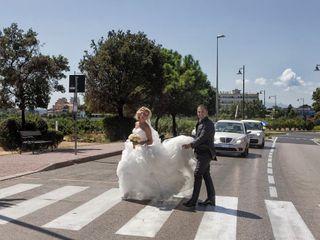 Le nozze di Alessio e Francesca