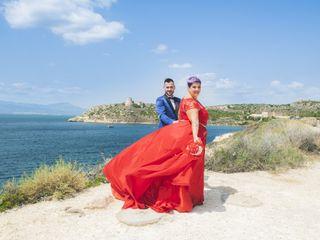 Le nozze di Jessica e Ignazio