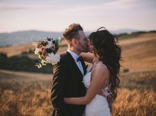 Le nozze di Evelyn e Emiliano