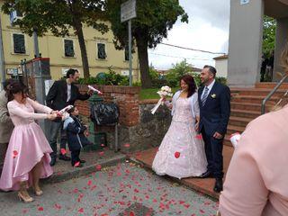 Le nozze di Daisy Samantha e Rosario