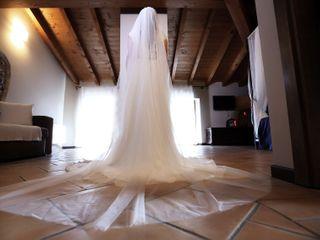 Le nozze di Romina e Luca 1