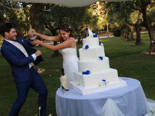 Le nozze di Francesca e Christina 1