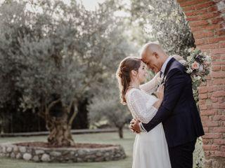 Le nozze di Emanuela e Raymond