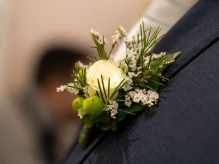 Le nozze di Yaniris e Nicolas 1