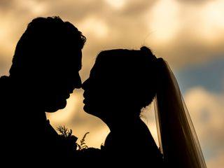 Le nozze di Yaniris e Nicolas