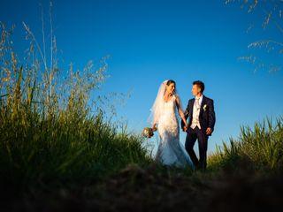 Le nozze di Davide e Ramona