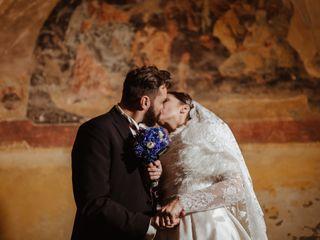 Le nozze di Giovanni e Fabiana