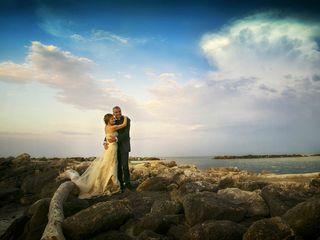 Le nozze di Romina e Gianfranco