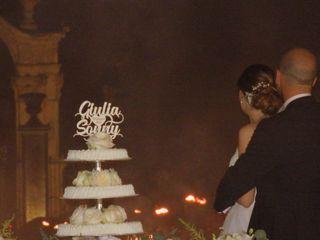 Le nozze di Sonny e Giulia
