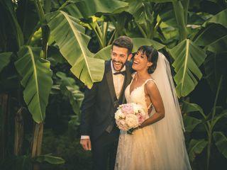 Le nozze di Patricia e Marco