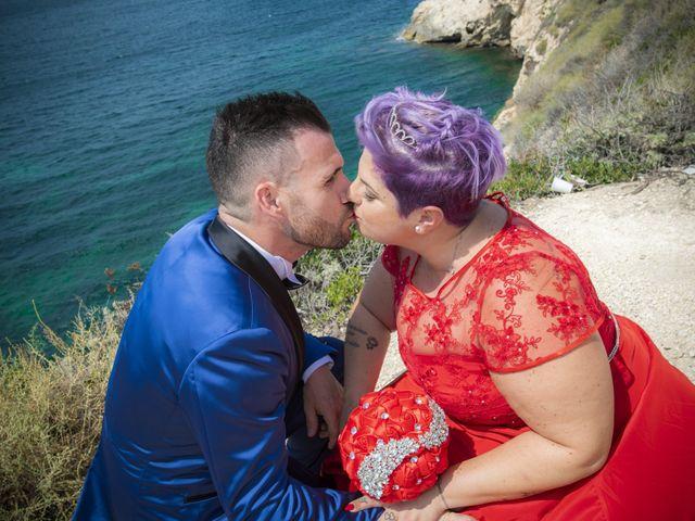 Il matrimonio di Ignazio e Jessica a Cagliari, Cagliari 54