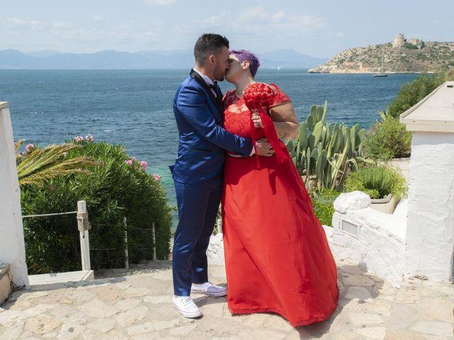 Il matrimonio di Ignazio e Jessica a Cagliari, Cagliari 57