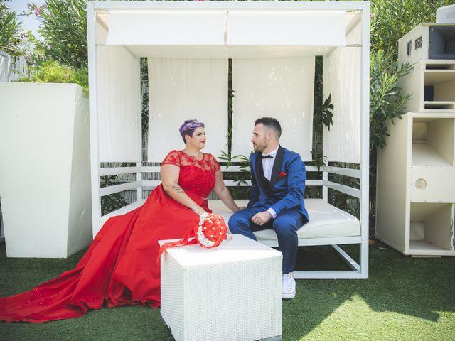 Il matrimonio di Ignazio e Jessica a Cagliari, Cagliari 58