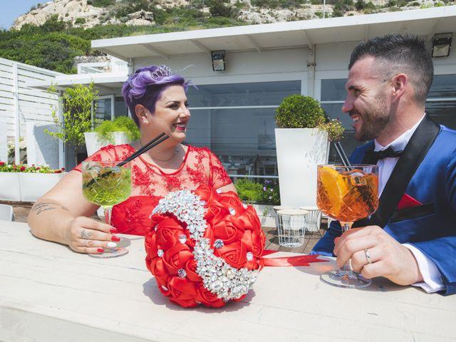 Il matrimonio di Ignazio e Jessica a Cagliari, Cagliari 62