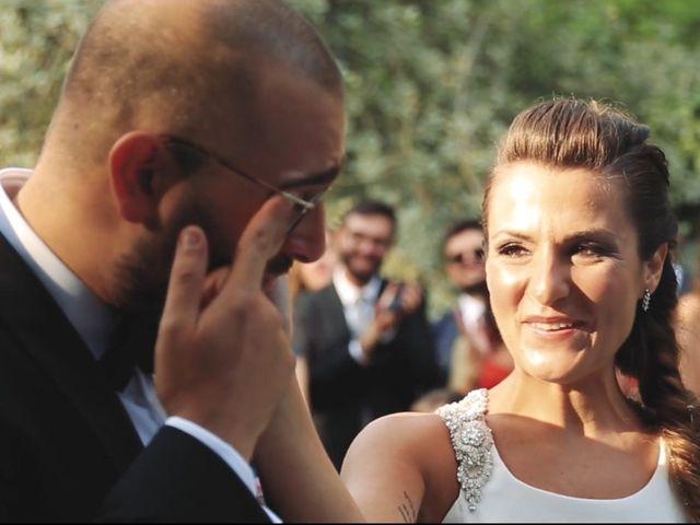 le nozze di Alessia e Diego