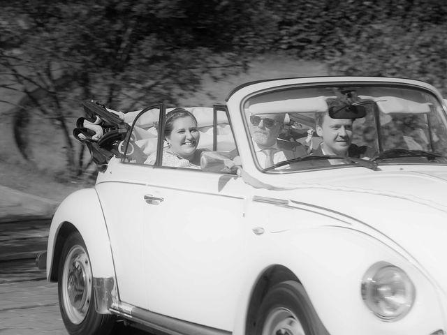 Il matrimonio di Corrado e Noemi a Erbusco, Brescia 6