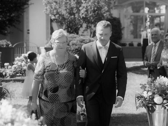 Il matrimonio di Corrado e Noemi a Erbusco, Brescia 7