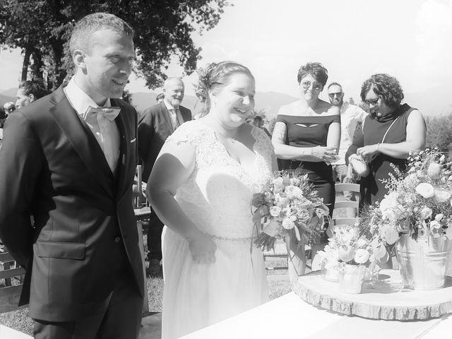 Il matrimonio di Corrado e Noemi a Erbusco, Brescia 11