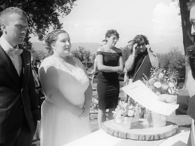 Il matrimonio di Corrado e Noemi a Erbusco, Brescia 12
