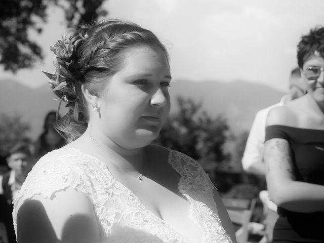 Il matrimonio di Corrado e Noemi a Erbusco, Brescia 13