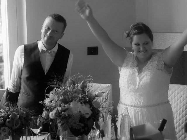 Il matrimonio di Corrado e Noemi a Erbusco, Brescia 2