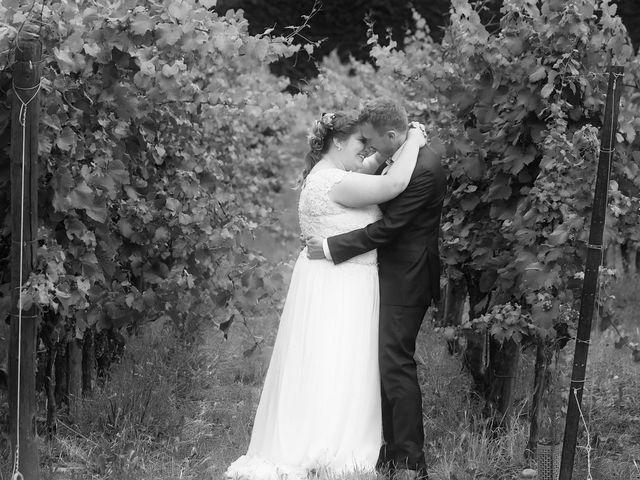 Il matrimonio di Corrado e Noemi a Erbusco, Brescia 21