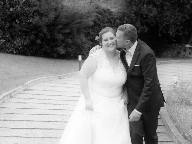 Il matrimonio di Corrado e Noemi a Erbusco, Brescia 22
