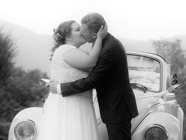 Il matrimonio di Corrado e Noemi a Erbusco, Brescia 25